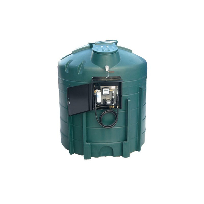 Dieseltankstelle Dieseltank 5.000l DFD5000E (CE-Zulassung)