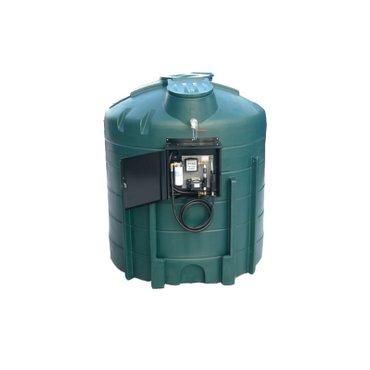 5.000 Liter Dieseltankstelle Basic Plus DFD5000E
