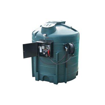 5.000 Liter Dieseltankstelle Premium Plus DFD5000E80ROLL