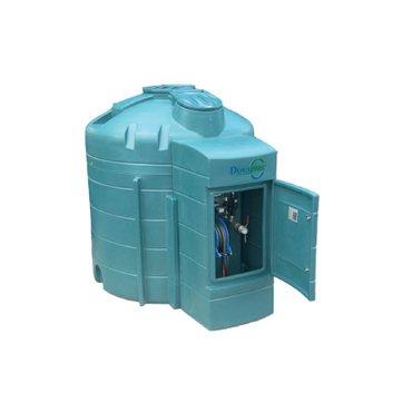 5.000 Liter Dieseltankstelle Diamant DFD5000PP120ROLL