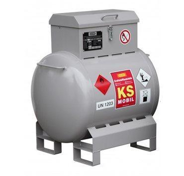 mobiler Benzintank KS-Mobil 200 mit 25l/min Handpumpe