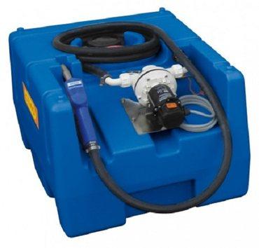 Blue-Mobil easy, einwandig PE, 125l AdBlue, 24V  inkl. Pumpe und Zapfpistole
