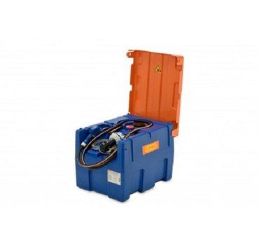 Blue-Mobil easy, einwandig PE, 200l AdBlue, 12V  inkl. Pumpe, Zapfpistole und Klappdeckel