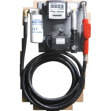 Dieselpumpstation 60 l/min 230V FLW60-230