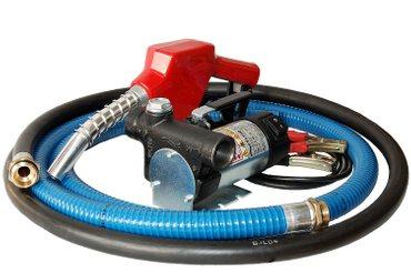 Pumpenbausatz 12V 40 l/min Dieselpumpe