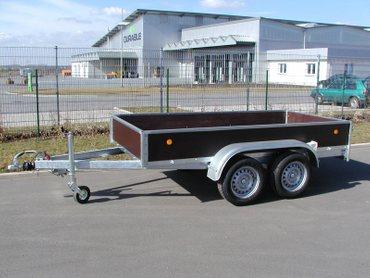 PKW-Tankanhänger für mobile Tankanlagen TL20.30x15 – Bild 1
