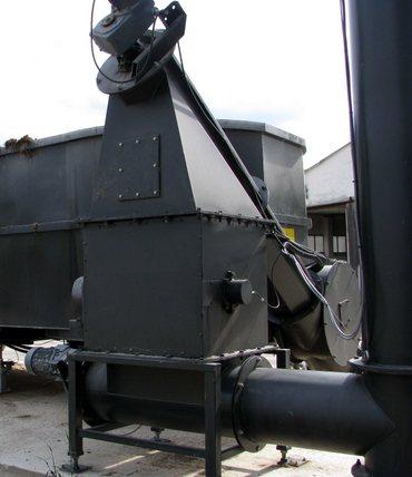 Hammermühle für Biogasfeststoffe – Bild 1