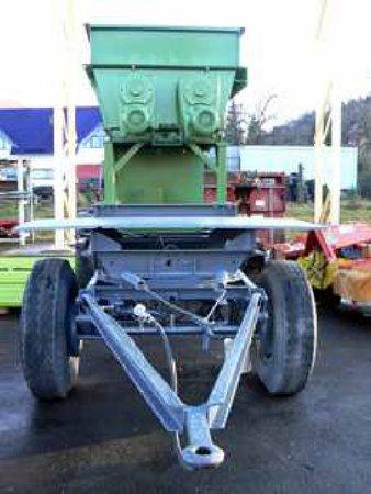 Mobile Hammermühle – Bild 3