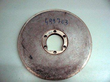 Keilriemenscheibe DW=283 1-RILLIG  AC499703, ACCORD – Bild 1