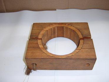 Holzlager  1246.32.06.01, Welger Quaderballenpresse D4000/5000/6000