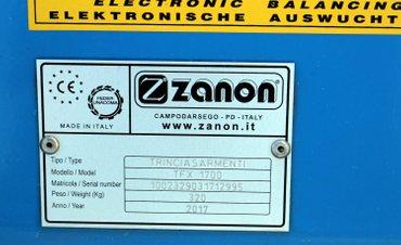 Zanon Heckmulcher TFX 1700  – Bild 4