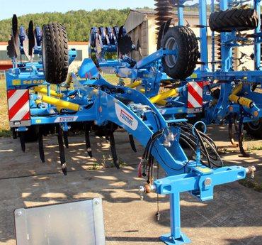 Farmet Meißeltiefgrubber Triolent TX 470 PS – Bild 2