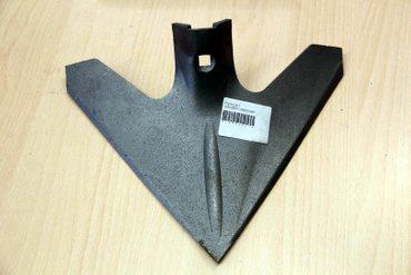 Gänsefußschar für Excelent Sämaschine 295 mm – Bild 1