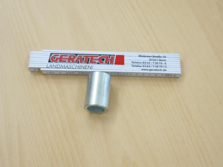 Distanzbuchse Federeinsätze 36x5-54 - 9002979