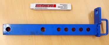 Hebel vordere Schleppe MSHD für Kompaktomat – Bild 1