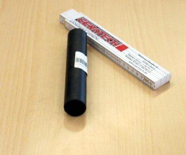 Gummisegment Ø34 L=180mm  M12119, FARMET Softer – Bild 2