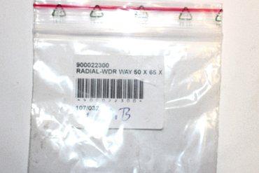 RADIAL-WELLENDICHTRING 50 X 65 X 7 (Einzugswalzen oben) 900022300, BiG X  – Bild 2