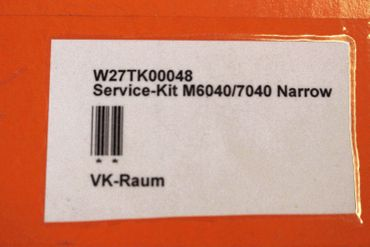SERVICE KIT M6040/ M7040 NARROW KUBOTA  – Bild 2