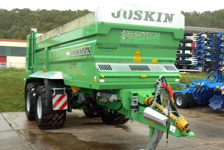 Joskin Ferti Space Dungstreuer  - Vorführmaschine Joskin