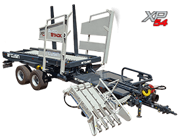 Ballensammelwagen Autostack XP54 Arcusin – Bild 1