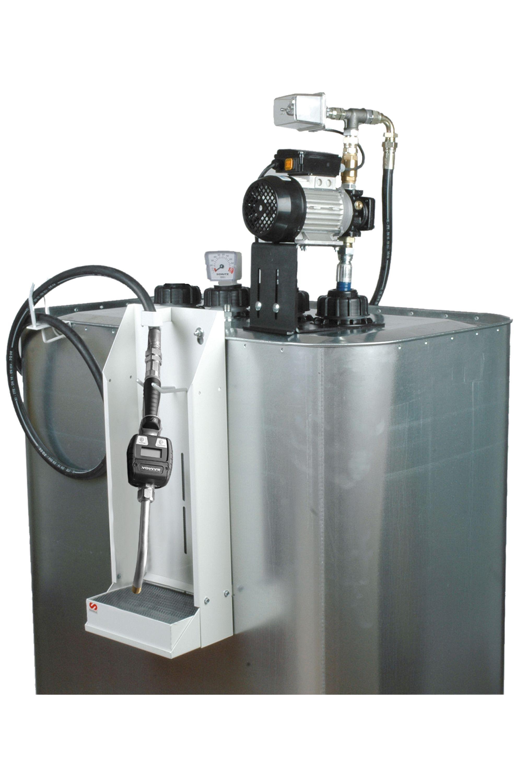 Ölanlage 1.000 Liter EZP 0.4 ECONO mit Elektropumpe