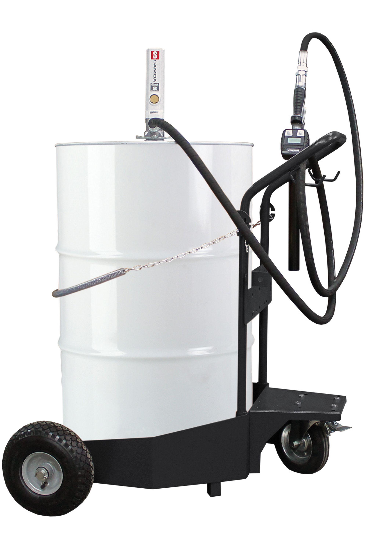 Mobile DP-Ölanlage 3:1 F Fassmontage, HDZ