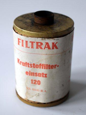 FILTRAK DK-Filtereinsatz 120 - W50 / ZT300-303 / T174