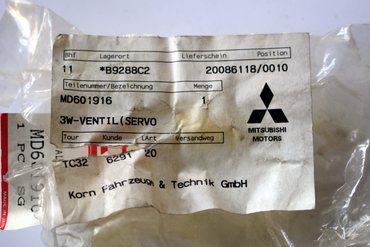 MD601916 3-Wege-Ventil (Servo), Mitsubishi Nutzfahrzeuge – Bild 3