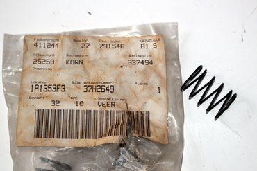 Feder  37H2649, DAF Nutzfahrzeuge