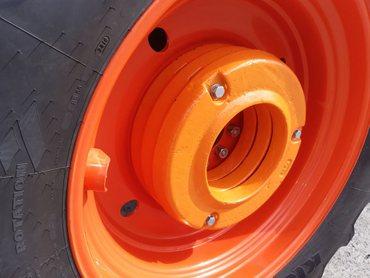 Radgewichte Kubota passend für Baureihen M4 und M5 – Bild 3