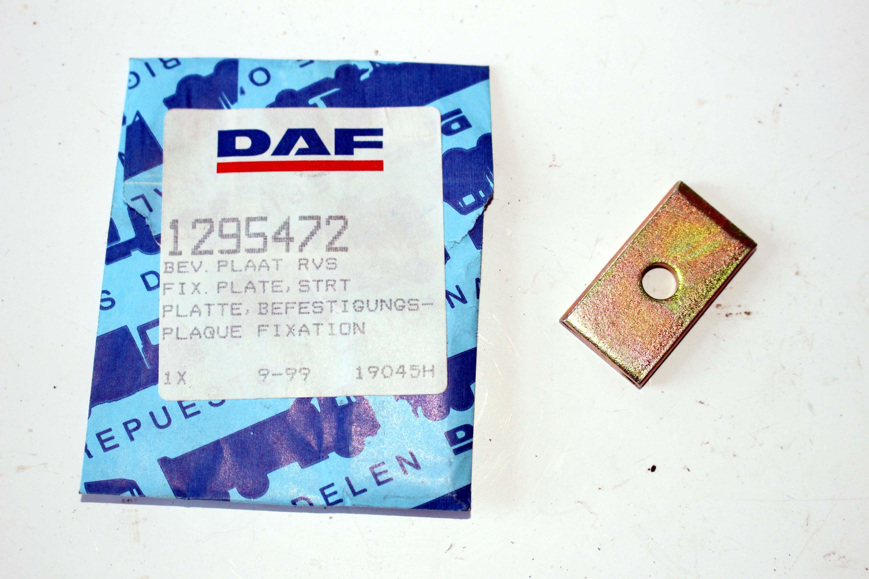 1295472 Befestigungsplatte DAF