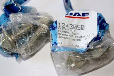 1243050 Flanschschraube Sattelkuppl. M16 10.9 DAF