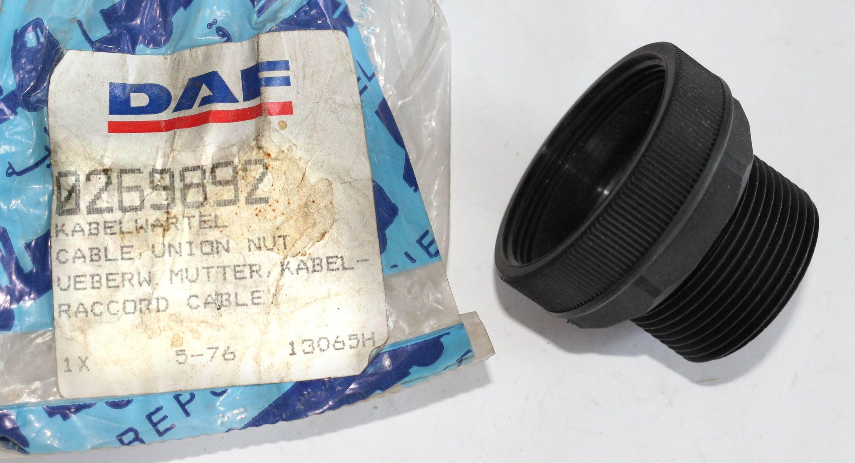 0269892 Überwurfmutter Kabel, DAF DAF