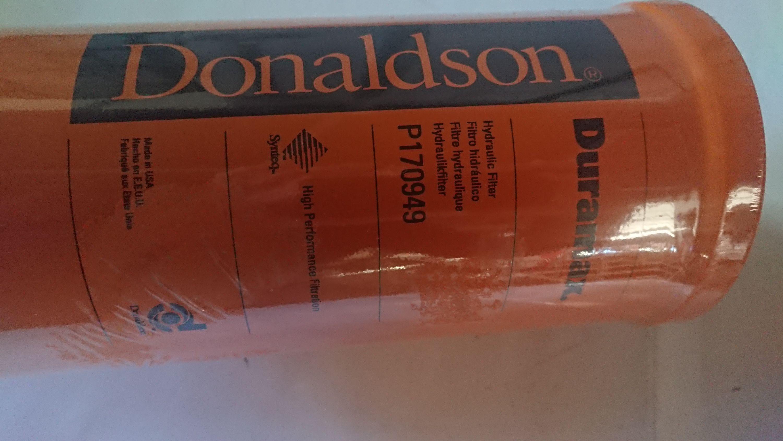 P170949 Hydraulikfilter Donaldson