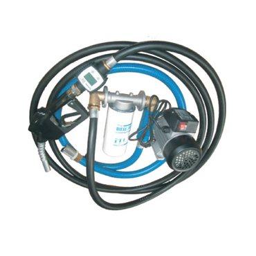 Dieselpumpe 230 V mit 60 l/min - KDSFA