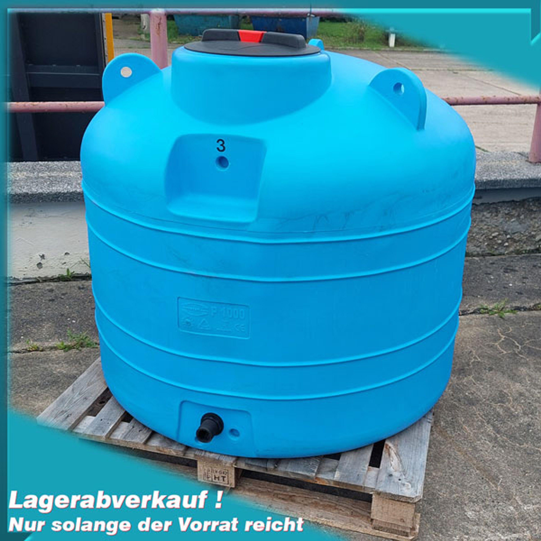 Wassertank 1000 Liter Lagerabverkauf AQ1000V