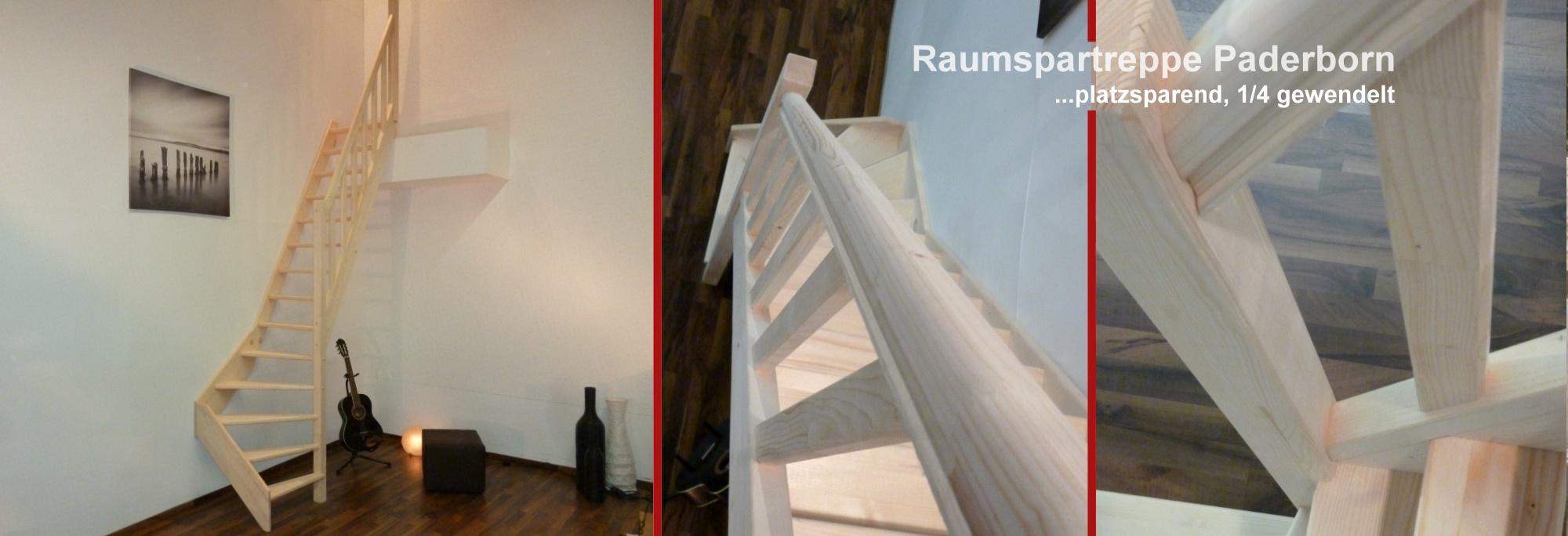 Dachbodentreppen