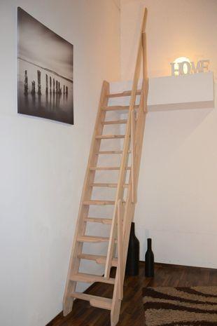 Raumspartreppe Bielefeld Buche - Größe 2 001