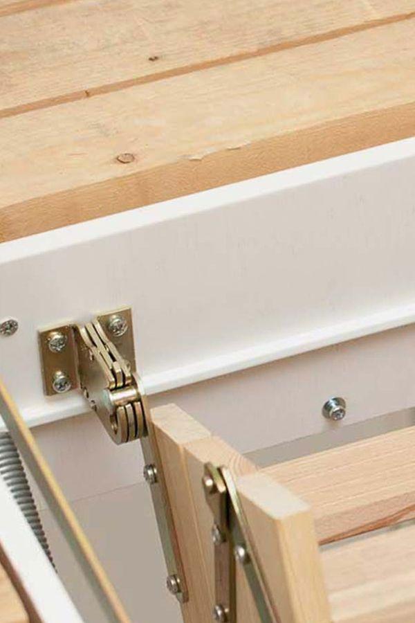 Dolle Dachbodentreppe Click Fix  – Bild 4