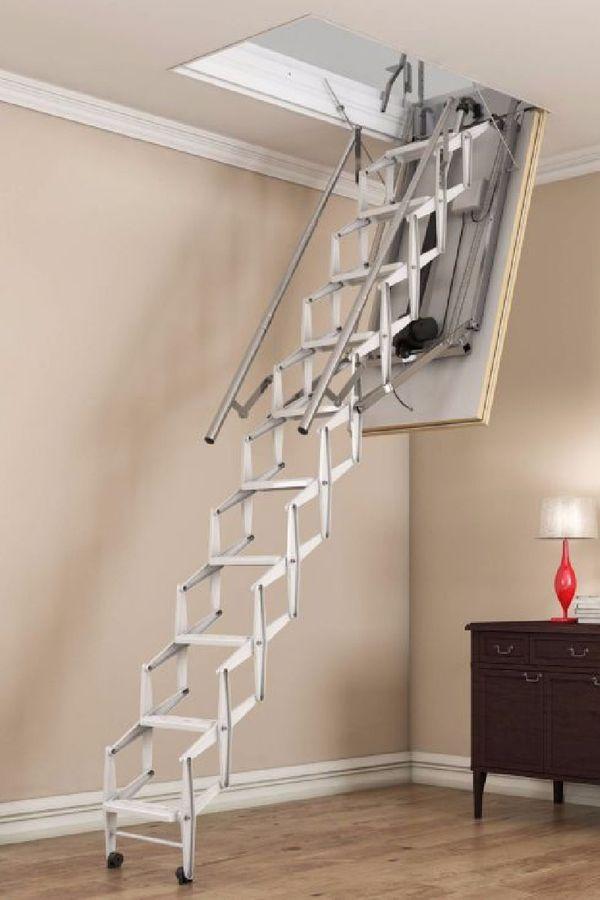 Dolle Dachbodentreppe Elektro Top – Bild 2