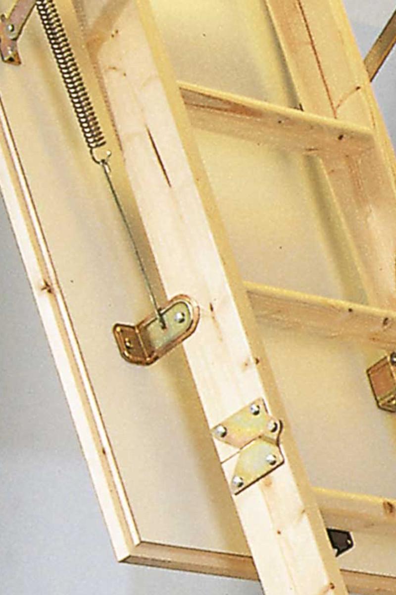 Dolle Dachbodentreppe Kompakt – Bild 3