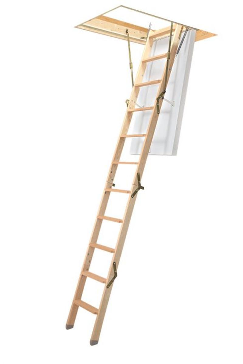 Dolle Dachbodentreppe Mini – Bild 1