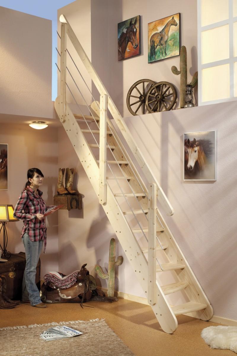raumspartreppe bern fichte raumspartreppen online shop. Black Bedroom Furniture Sets. Home Design Ideas