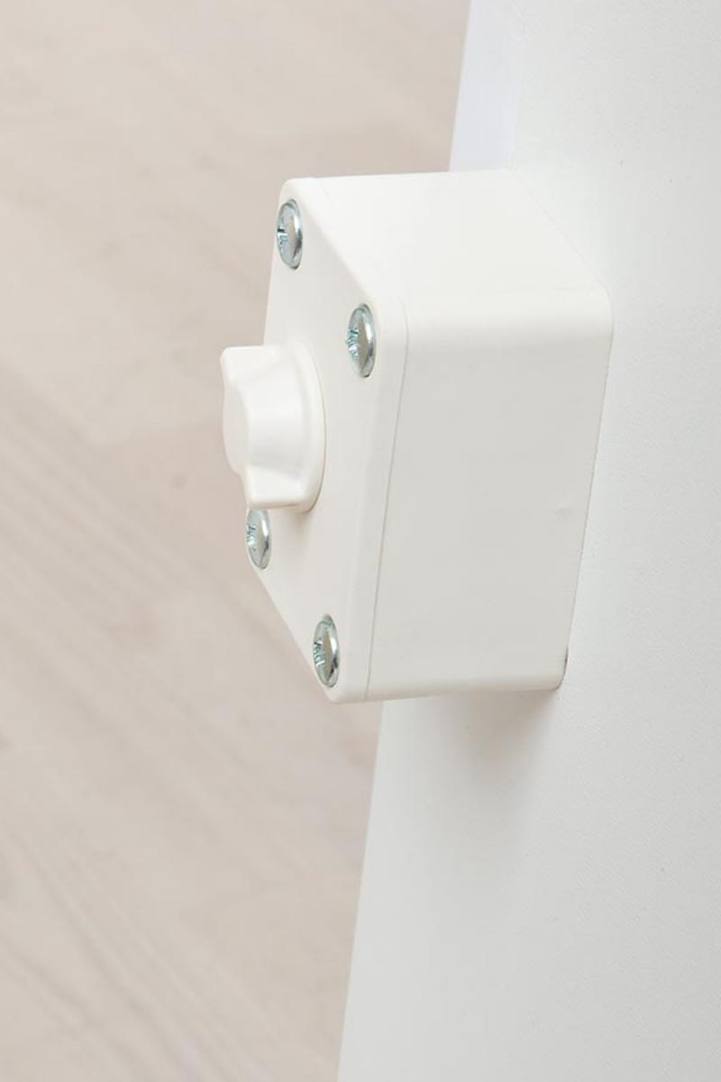 Kniestocktür Dolle mit Wärmeschutz 80 x 70 – Bild 2