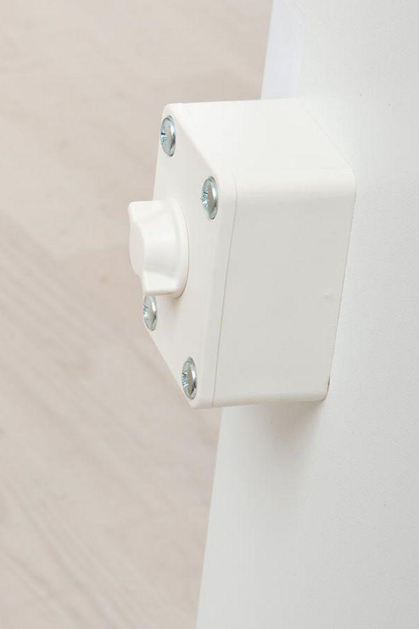 Kniestocktür Dolle mit Wärmeschutz 100 x 70 – Bild 2