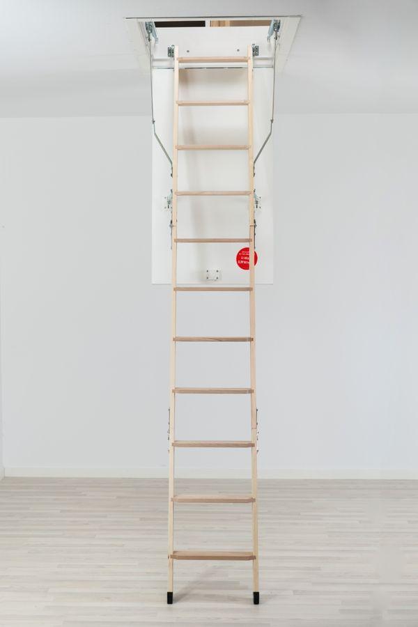 Dolle Dachbodentreppe ClickFix Thermo – Bild 2