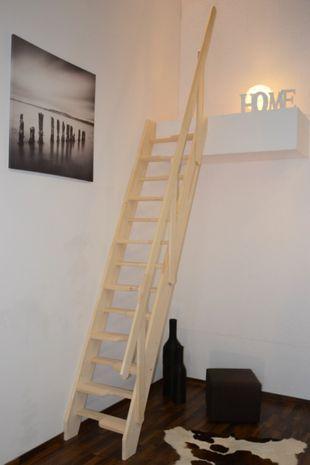 Raumspartreppe Bielefeld Fichte - Größe 2 001