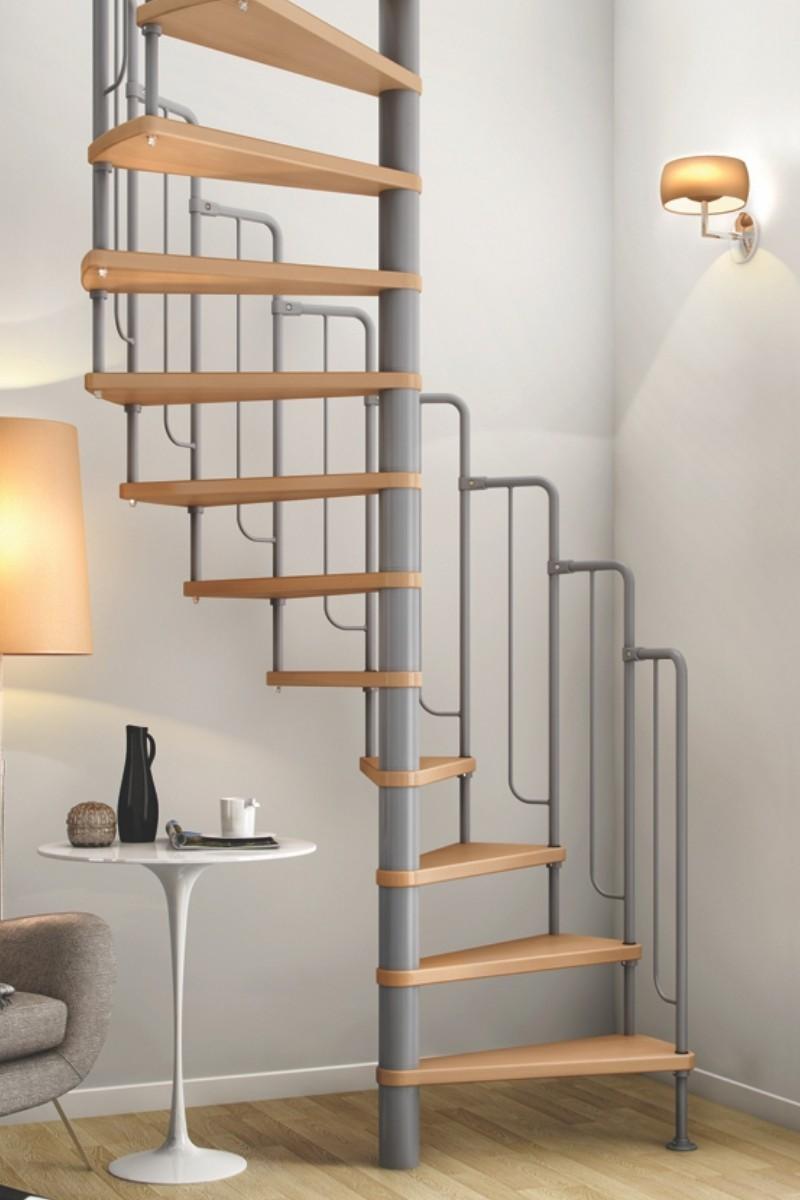 dolle spindeltreppe barcelona. Black Bedroom Furniture Sets. Home Design Ideas