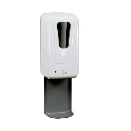 Berührungsloser Desinfektionsspender mit Sensor,  Auffangschale und UV-Licht 1200 ml