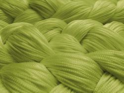 Fadenstore 150 cm x 300 cm (BxH) in hellgrün